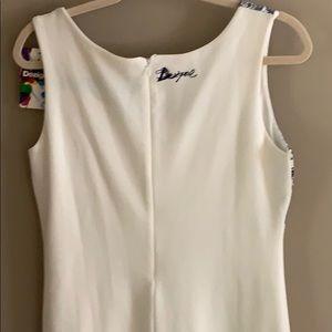 Desigual Dresses - Desigual laser cut dress